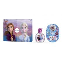 AIR - VAL International Frozen 100 ml EDT + Manicure Kit  (Aromāta komplekts meitenei)