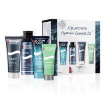 Biotherm Aquapower Starter Kit  (Sejas un ķermeņa kopšanas komplekts vīrietim)