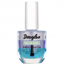 Douglas Nail Care All in One Three-Phase Oil 10 ml  (Eļļa nagiem un kutikulai)
