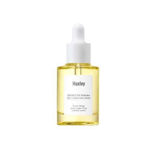 Huxley Oil; Light and More  (Mitrinoša sejas eļļa)