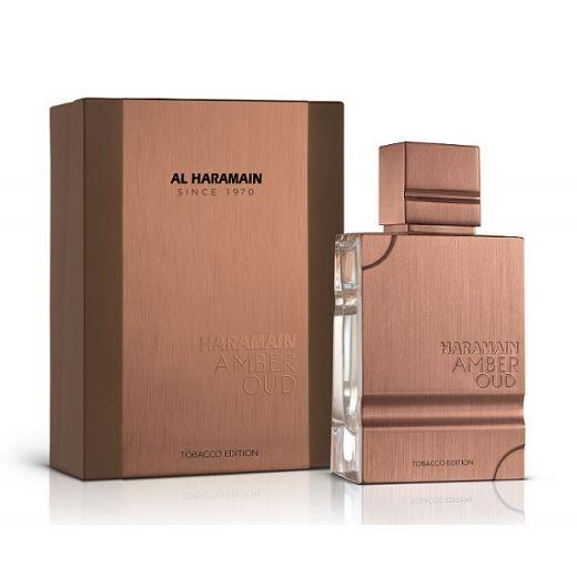 Al Haramain Amber Oud Tabacco Edition   (Parfimērijas ūdens sievietei un vīrietim)