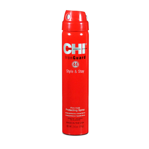 CHI 44 Style & Stay Firm Hold Thermal Protecting Spray      (Matu laka)