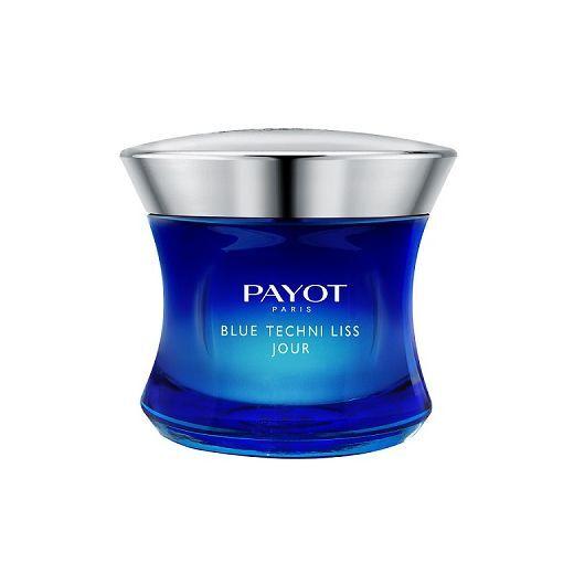 Payot Blue Techni Liss Jour  (Nogludinošs un muskuļus atslābinošs dienas krēms)