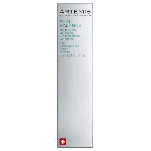 Artemis Matifying 24 H Gel-Cream (Matējošs sejas krēms - gēls)