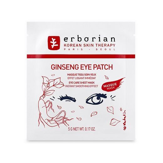 Erborian Ginseng Eye Patch  (Acu maskas ar liftinga efektu)
