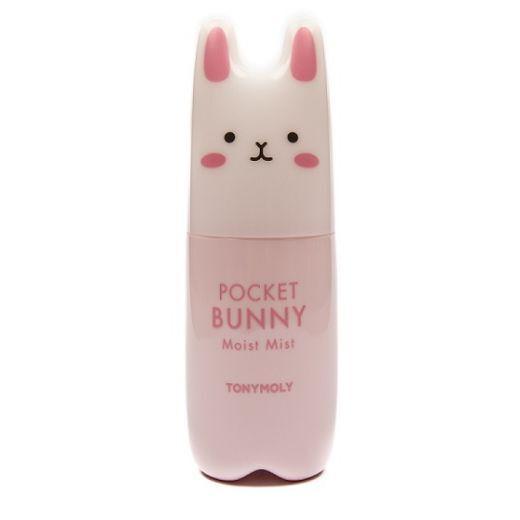 TONYMOLY Pocket Bunny Moist Mist  (Izsmidzinams mitrinošs sejas toniks)