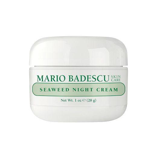 Mario Badescu Seaweed Night Cream  (Nakts krēms ar jūraszāli)