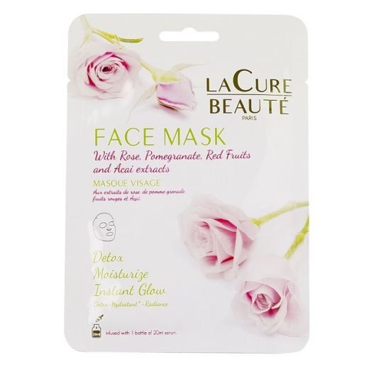 La Cure Beauté Face Mask  (Mitrinoša sejas maska)