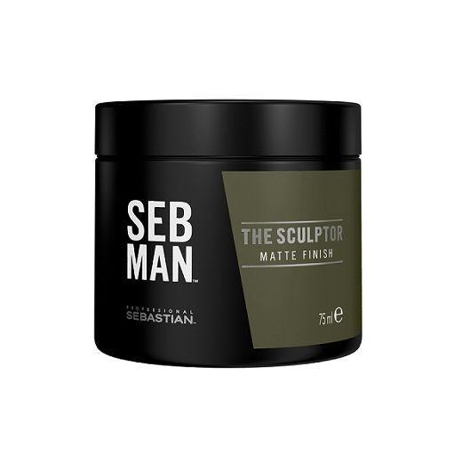 Sebastian Professional Seb Man The Sculptor Clay  (Matēts māls matu veidošanai)