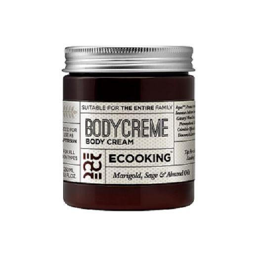 Ecooking Body Cream  (Barojošs ķermeņa krēms)