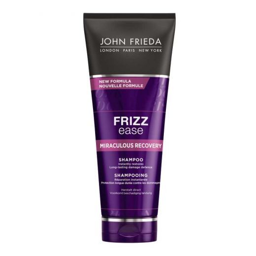 John Frieda Frizz Ease Miraculous Recovery Shampoo  (Barojošs un atjaunojošs šampūns)