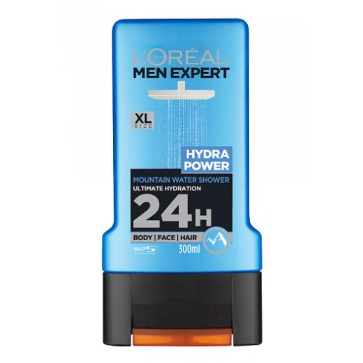 L'Oreal Paris Men Expert Hydra Power Shower Gel  (Dušas želeja)