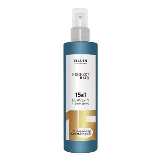 OLLIN Professional Perfect Hair 15in1 Spray  (Matu krēms - sprejs)