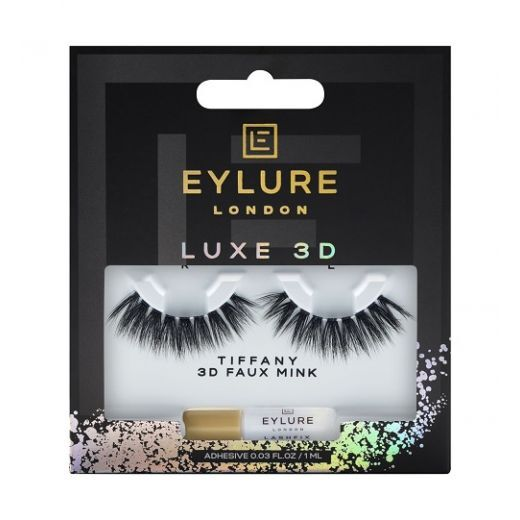 Eylure Luxe 3D Tiffany   (Mākslīgās skropstas)