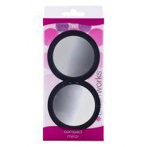 BrushWorks Compact Mirror  (Kompakts spogulītis)