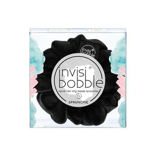 Invisibobble Sprunchie True Black  (Matu gumija)