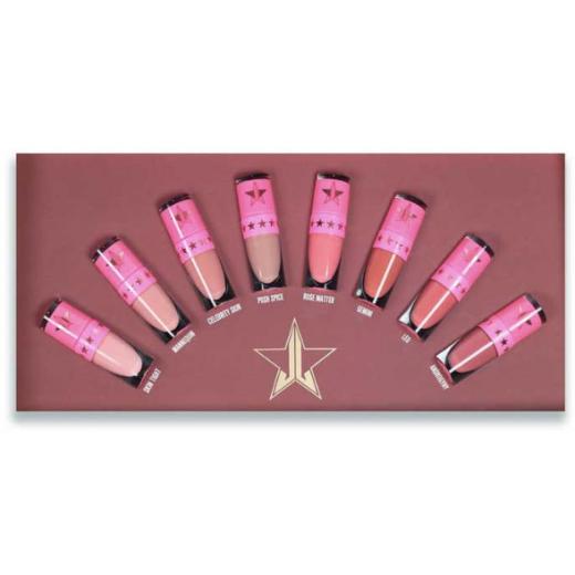 Jeffree Star Cosmetics Open Here For Nudes  (Lūpu krāsu komplekts)
