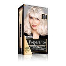L'Oreal Paris Preference Hair Color 10.21 Stockholm  (Matu krāsa)