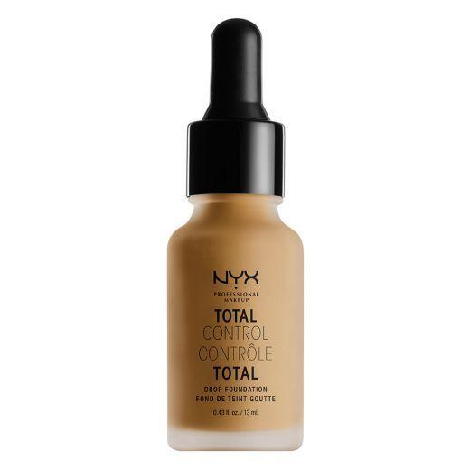 NYX Total Control Drop Foundation  (Tonālais krēms)