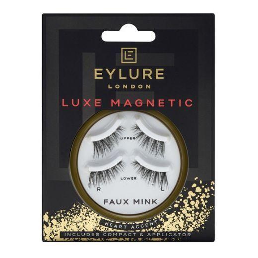 Eylure Luxe Magnetic -  Accent Heart  (Mākslīgās skropstas)