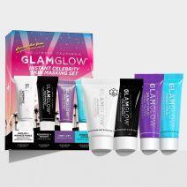 GlamGlow Instant Celebrity Skin Masking Set   (Sejas masku komplekts)