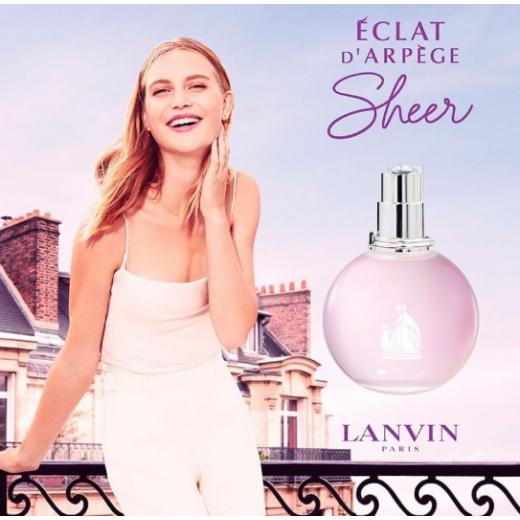 Lanvin Eclat D'arpege Sheer  (Tualetes ūdens sievietei)