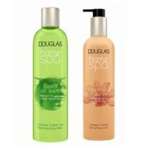 Douglas Home SPA Spirit Of Asia Body Wash + Harmony Of Ayurveda Body Lotion  (Ķermeņa kopšanas kompl