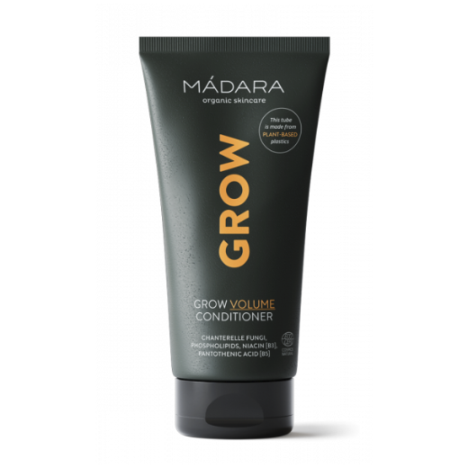 Madara Grow Volume Conditioner  (Mitrinošs kondicionieris matiem)