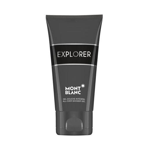 MontBlanc Explorer All-Over Shower Gel  (Parfimēta dušas želeja vīrietim)
