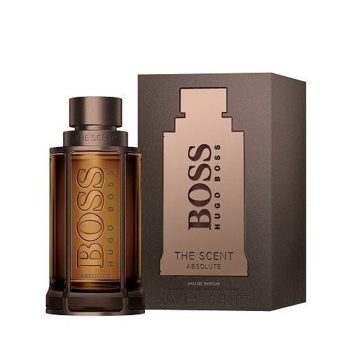 Hugo Boss Scent Absolute For Him   (Parfimērijas ūdens vīrietim)