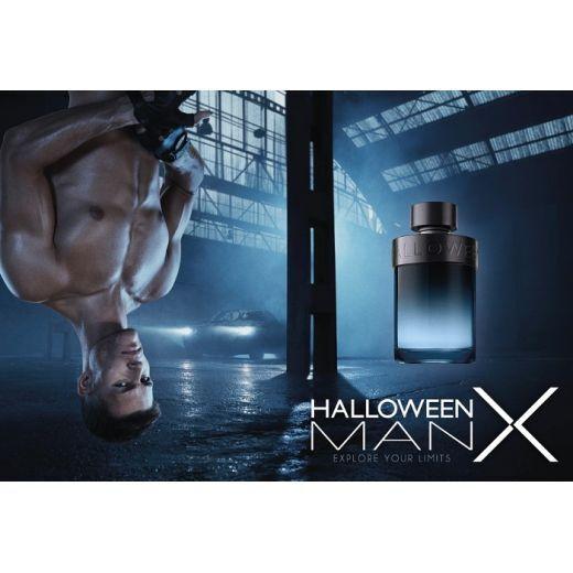 Halloween Man X  (Tualetes ūdens vīrietim)