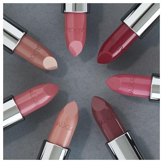 Isadora Perfect Moisture Lipstic  (Mitrinoša lūpu krāsa)