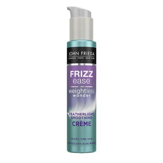 John Frieda Frizz Ease Weightless Wonder Featherlight Smoothing Crème  (Matu krēms veidošanai)