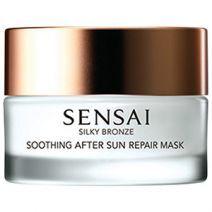Silky Bronze Soothing After Sun Repair Mask  (Nomierinoša, atjaunojoša maska pēc sauļošanās)