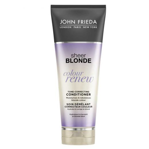 John Frieda Sheer Blonde Colour Tone Correcting Conditioner 250 ml  (Matu toni nostiprinošs kondicio