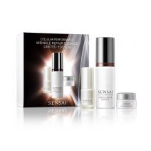 Sensai Cellular Perfomance Wrinkle Repair Essence Limited Edition  (Sejas kopšanas komplekts)
