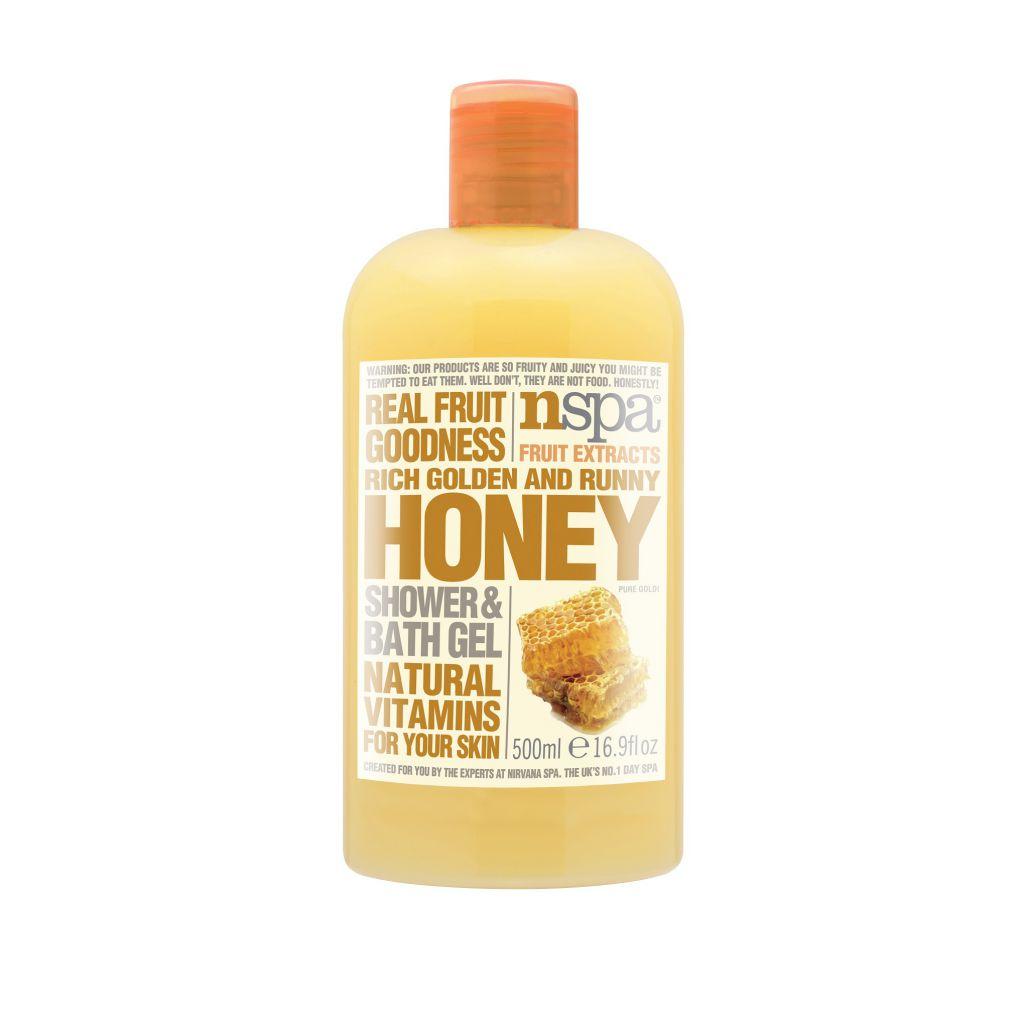 Honey bath gel