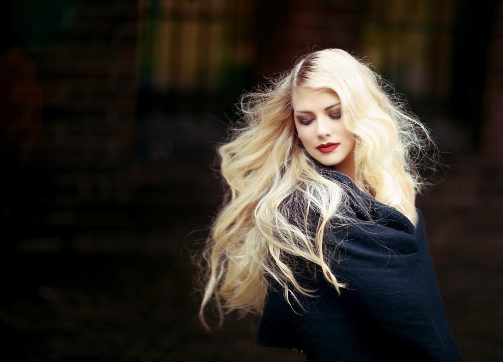 Mazgā matus retāk