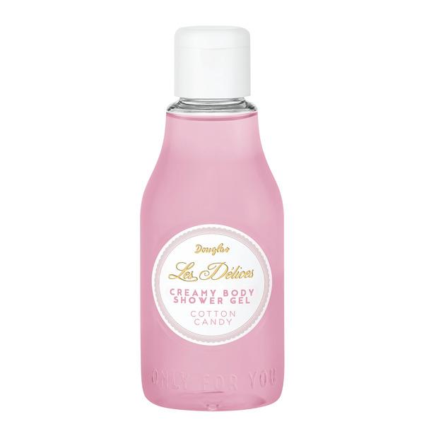 Douglas Les Délices Cotton Candy Creamy Shower Gel  100 ml (Dušas želeja)