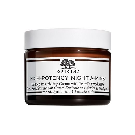 rigins High-Potency Night-A-Mins™ Oil-Free Resurfacing Cream With Fruit-Derived AHA  (Nakts krēms se