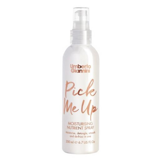 Umberto Giannini Pick Me Up Moisturising Nutrient Spray  (Barojošs matu sprejs)