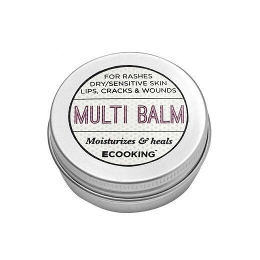 Ecooking Small Multi Balm Fragrance Free  (Multi balzams sejai un ķermenim bez smaržvielām)